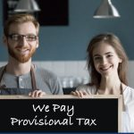 PROVISIONAL TAX IS NOT A SEPARATE TAX. WHAT DOES THIS MEAN?