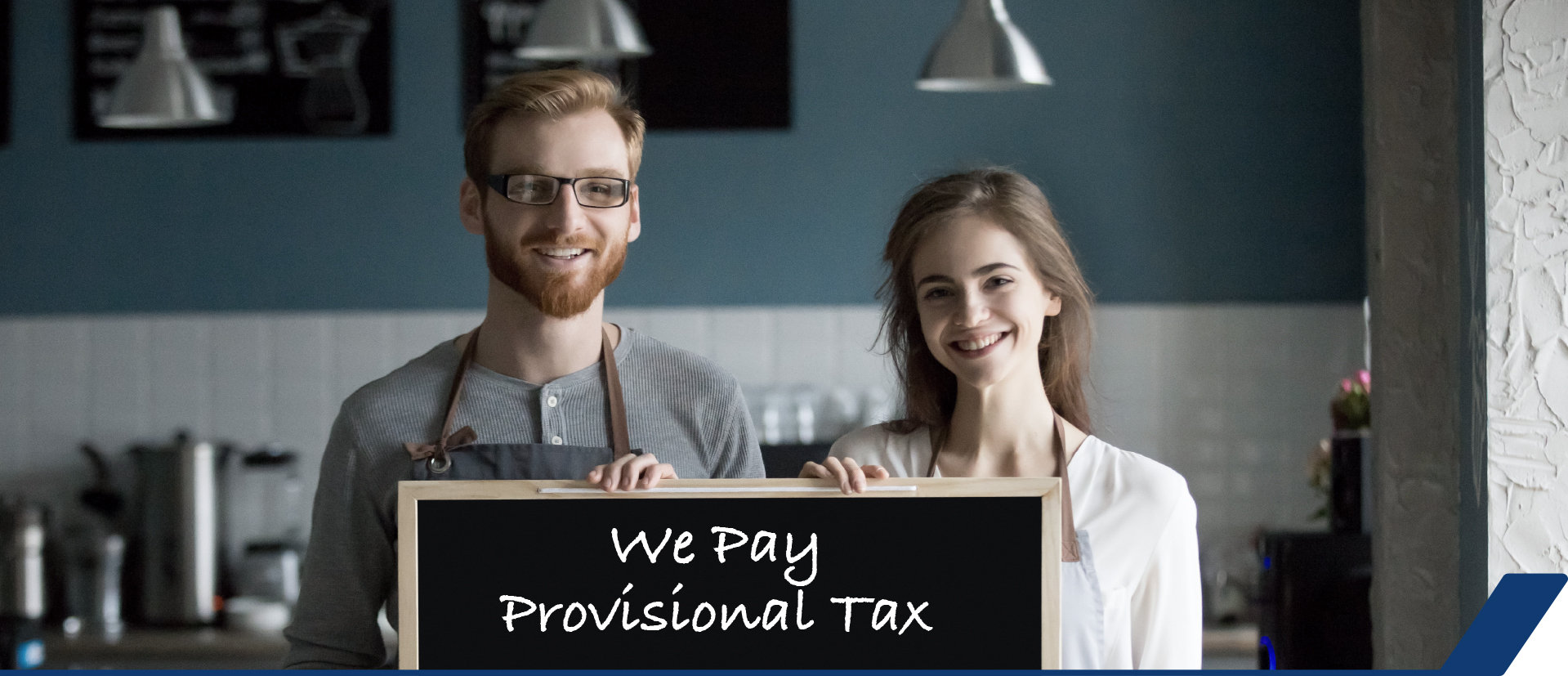PROVISIONAL TAX IS NOT A SEPARATE TAX. WHAT DOES THIS MEAN? 2