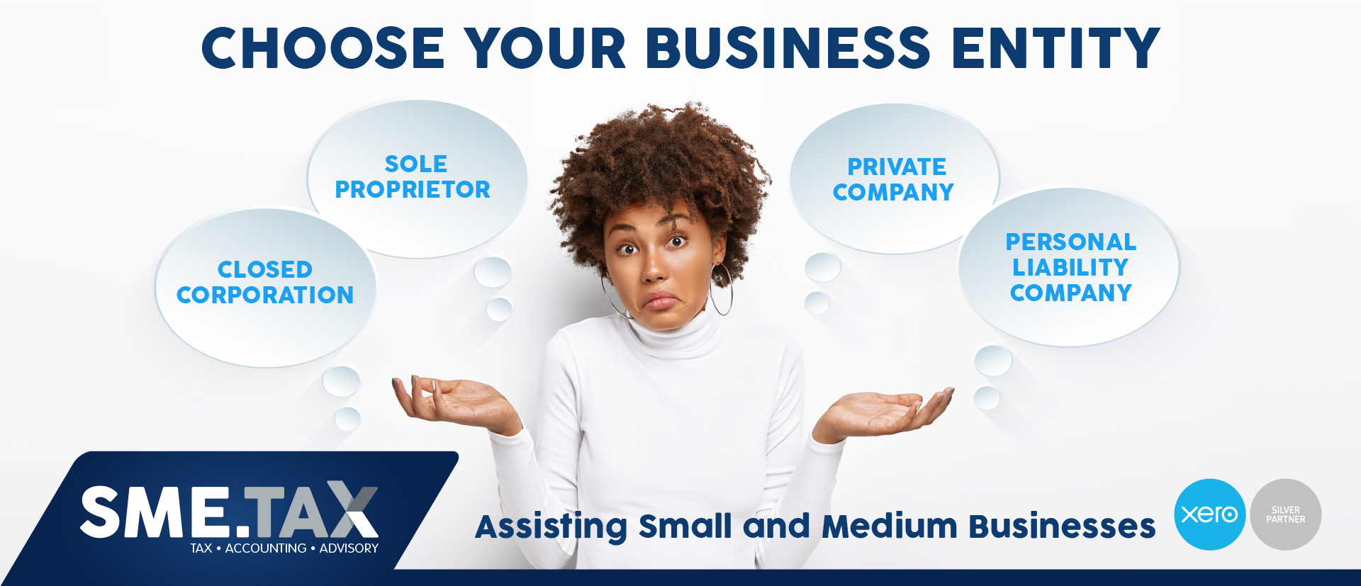 Choosing your Business Entity 3