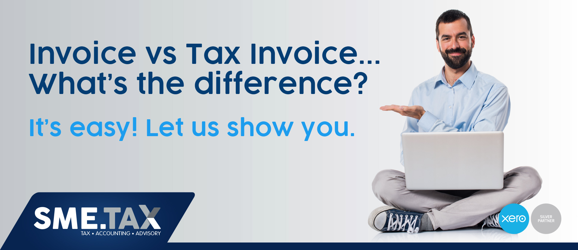 Invoice vs Tax Invoice... What's the difference? 1