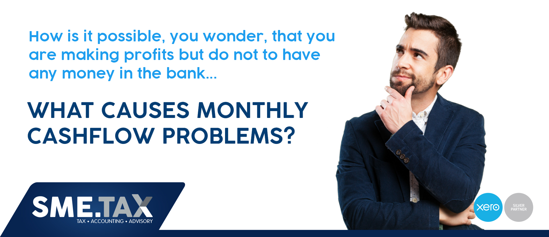 CASHFLOW PROBLEMS... What are the circumstances that causes this? 3